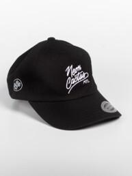Casquette Neon Cactus - noir