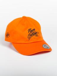 Casquette Neon Cactus - Orange