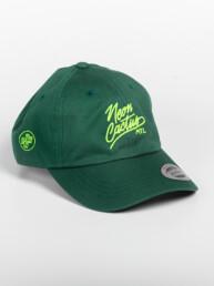 Casquette Neon Cactus - Vert